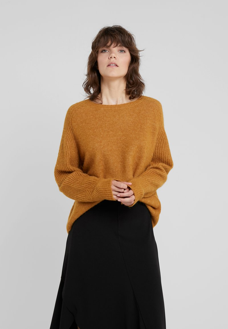 By Malene Birger - ANA - Jumper - tobacco