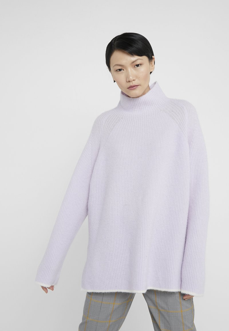 By Malene Birger - ELLISON - Sweter - cool lavender