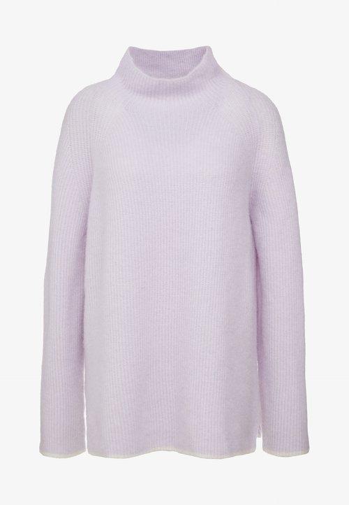 By Malene Birger ELLISON - Sweter - cool lavender Odzież Damska AYDB-DD1 wylot