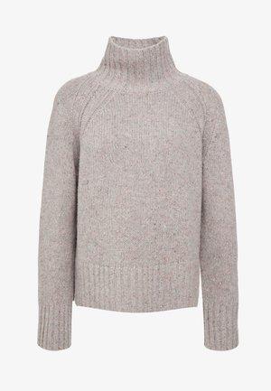 VANESA - Pullover - med grey melange