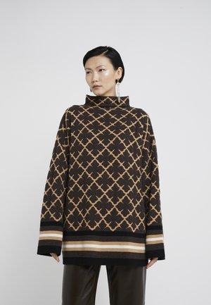 CATHERINE - Maglione - warm brown
