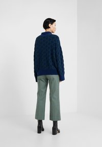 By Malene Birger - NATALYA - Strickpullover - tent green