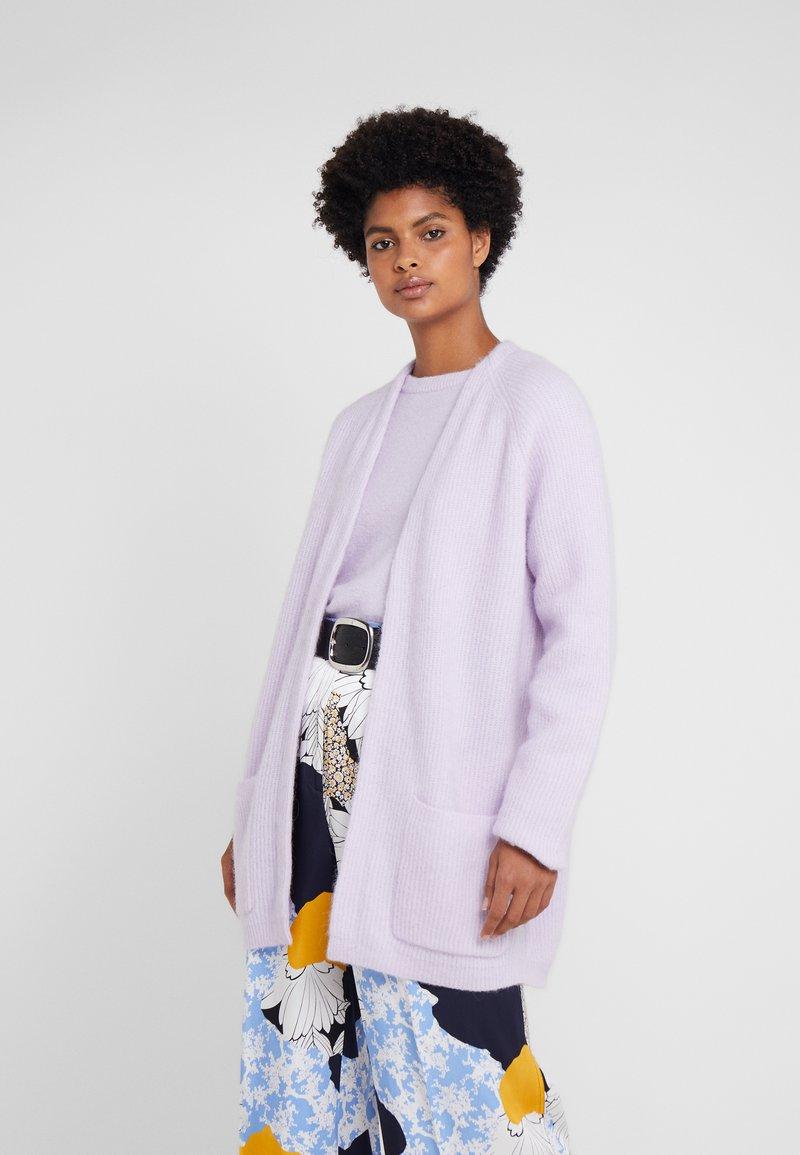 By Malene Birger - BELINTA - Cardigan - cool lavender