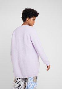 By Malene Birger - BELINTA - Cardigan - cool lavender - 2
