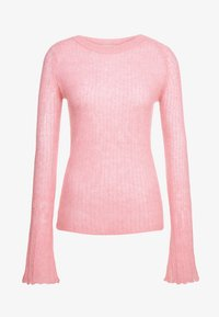 By Malene Birger - NASA - Strikkegenser - bubblegum - 5