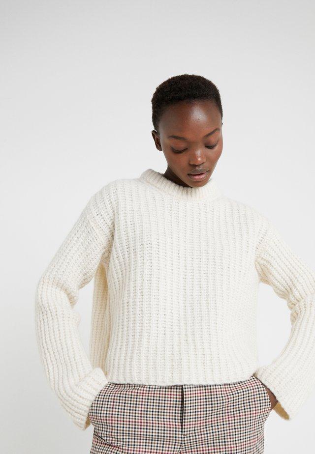 NOSEMA - Jersey de punto - soft white