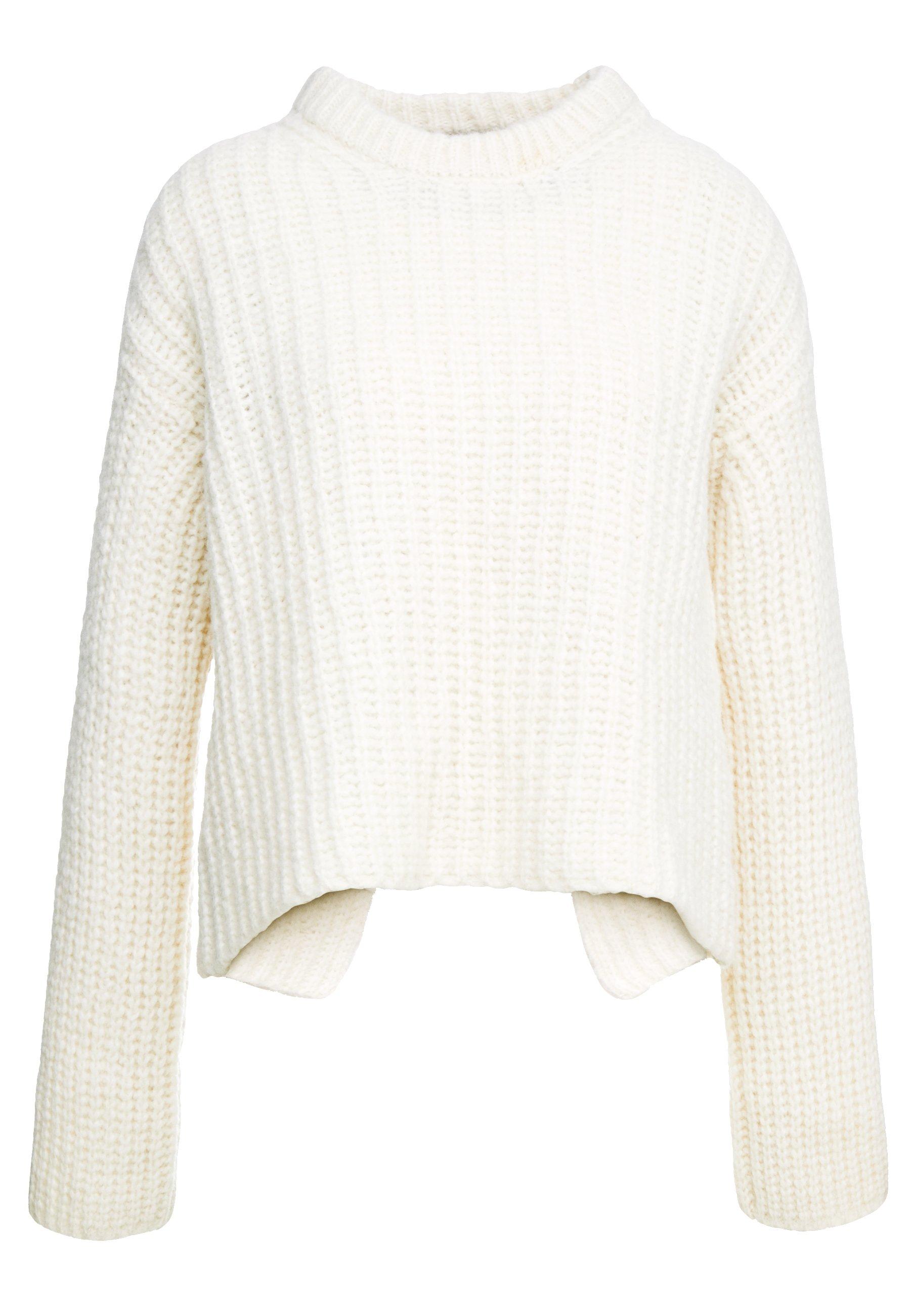 By Malene Birger NOSEMA - Sweter - soft white
