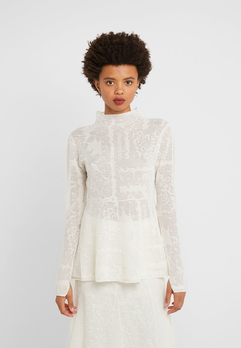 By Malene Birger - MAURIA - Pullover - soft white
