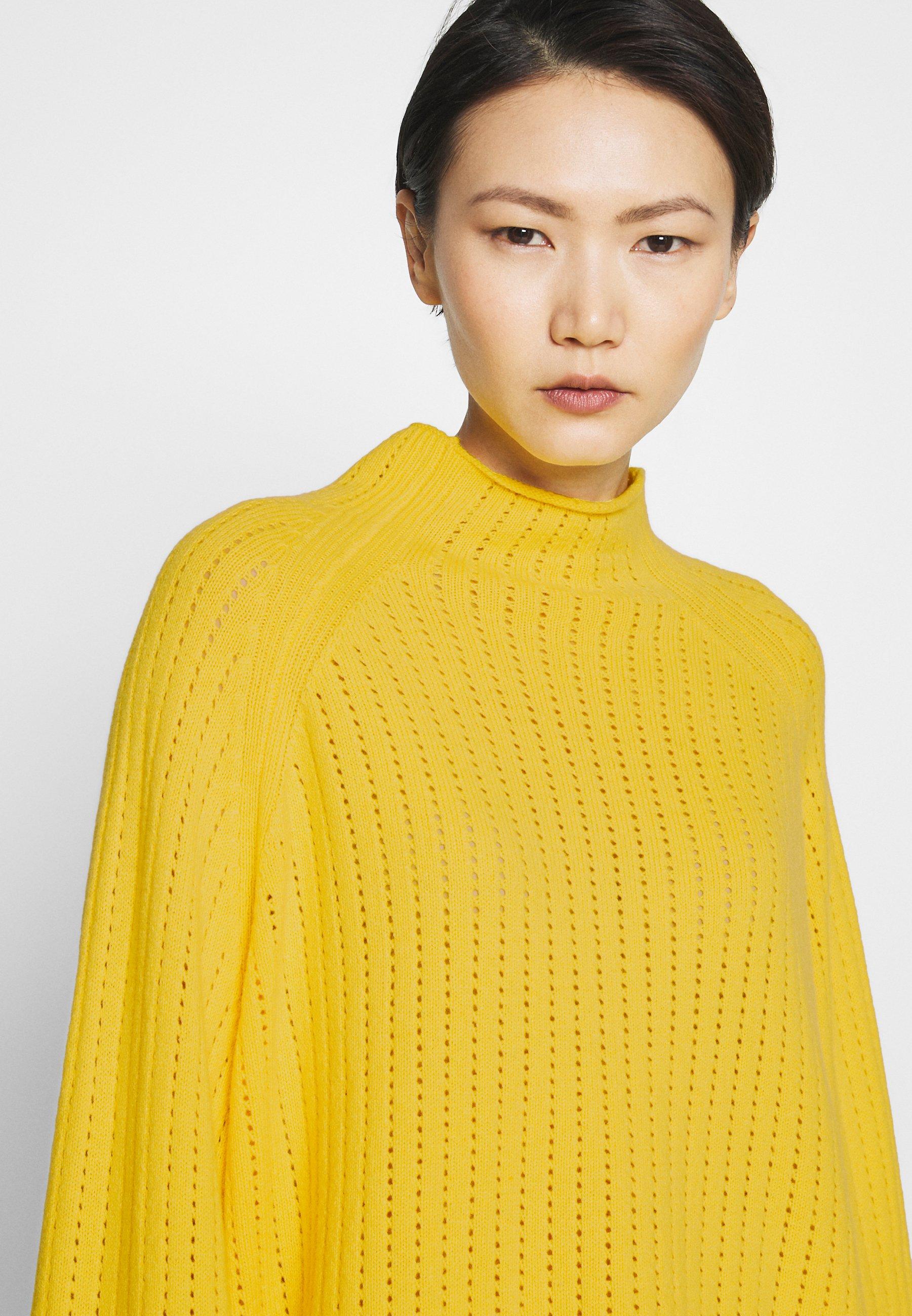 By Malene Birger VIKKI - Sweter - empire yellow