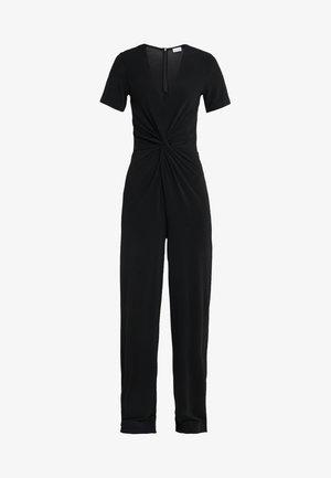 VALENCE - Jumpsuit - black