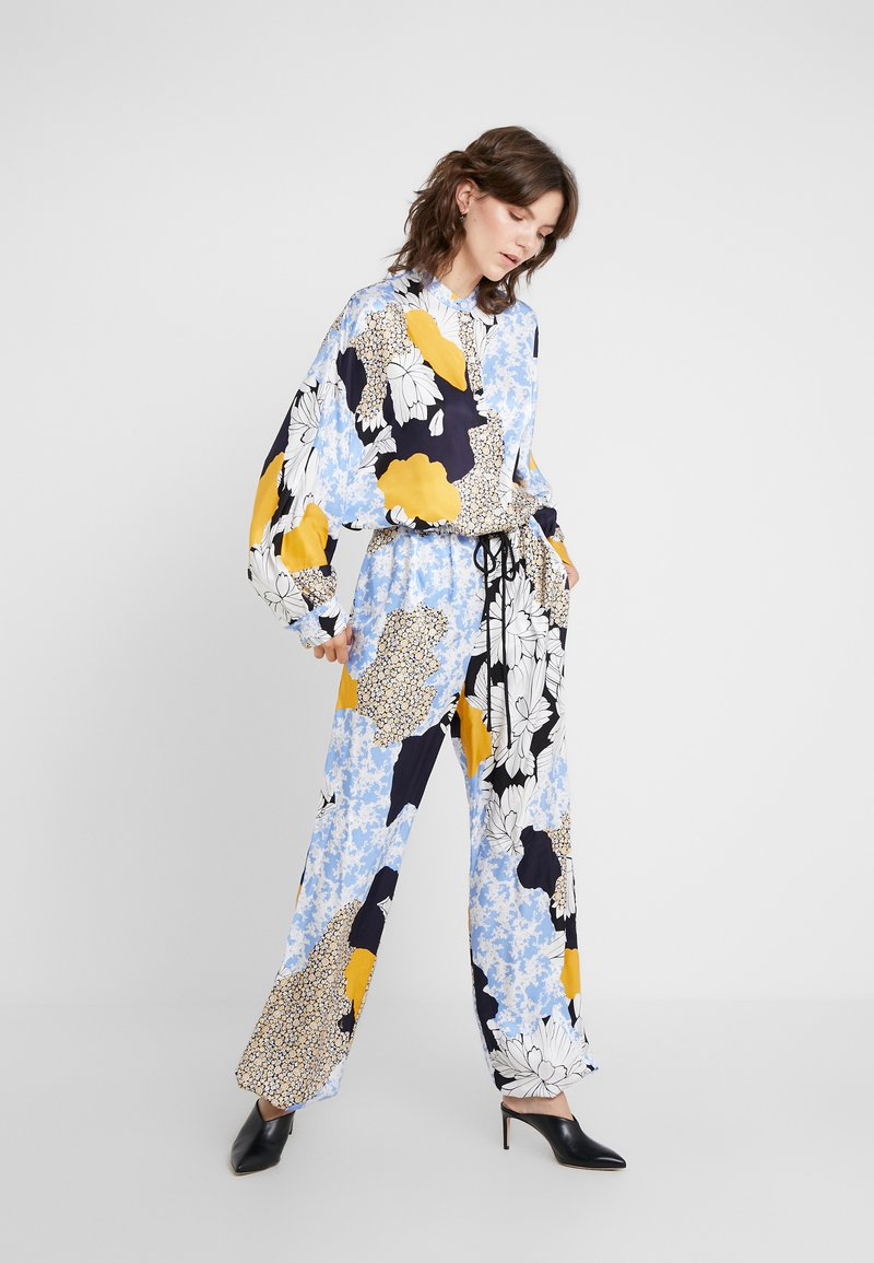 By Malene Birger - NAVELLI - Overall / Jumpsuit - pacific blue