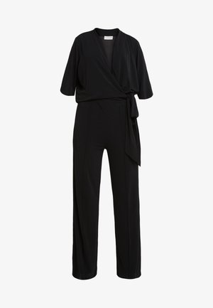 ZHOU - Jumpsuit - black