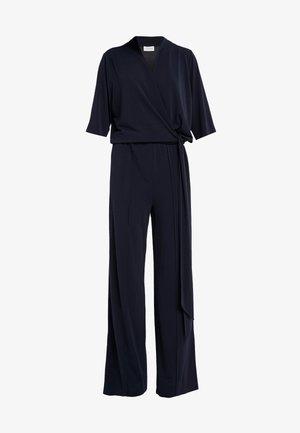 ZHOU - Jumpsuit - night blue