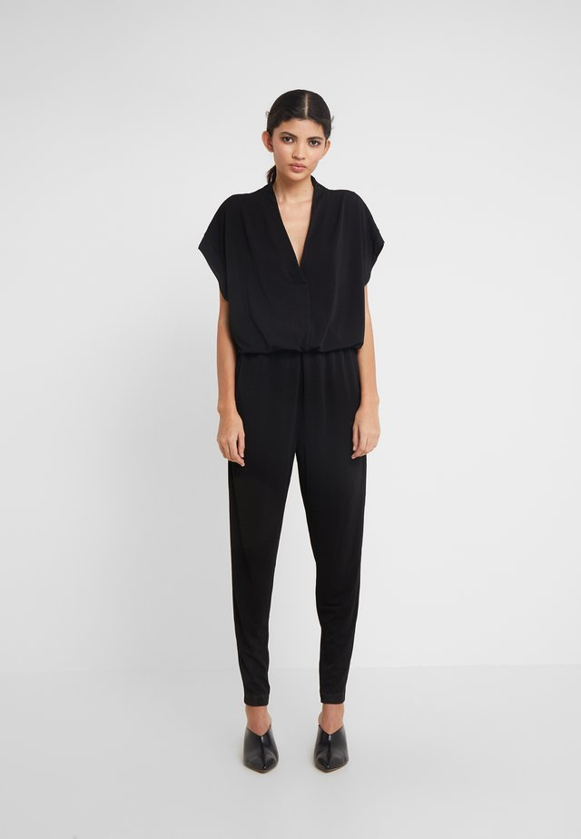 ISINA - Jumpsuit - black