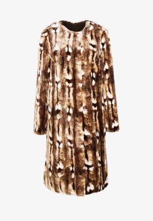 ANTELOPE - Classic coat - tan