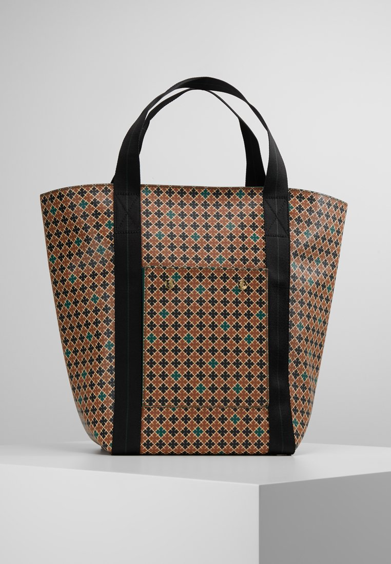 By Malene Birger - LOLA TOTE - Cabas - leafs