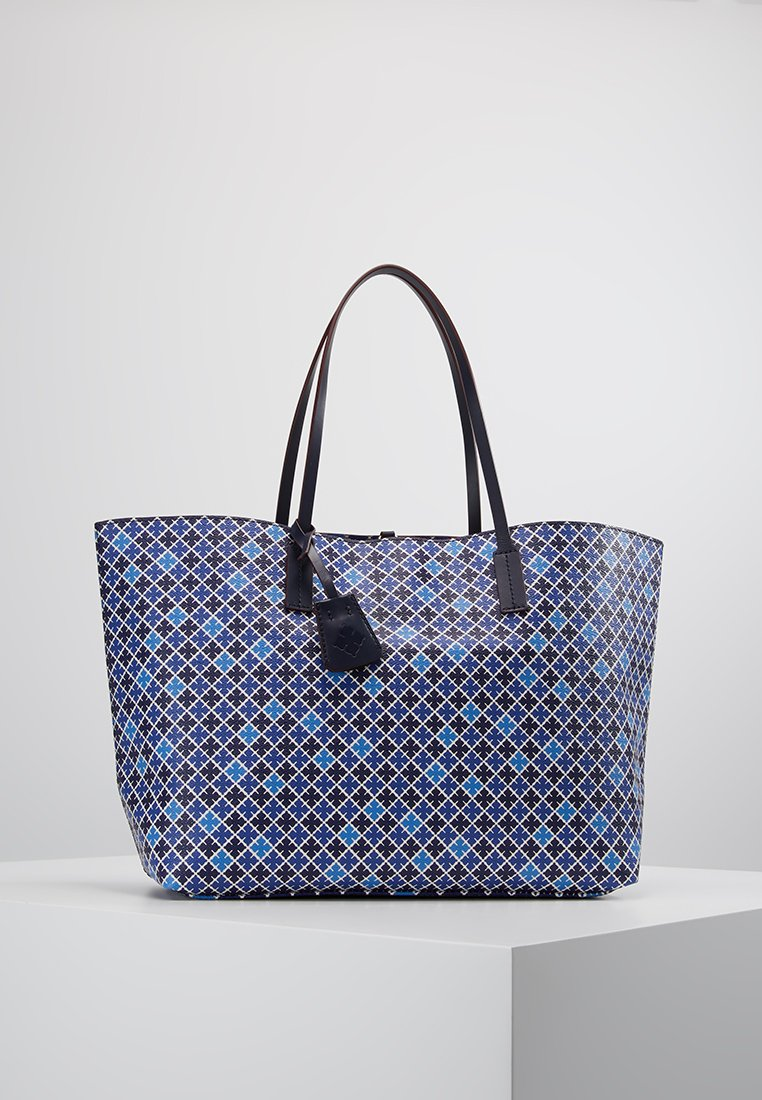 By Malene Birger - ABIGAIL - Sac à main - bay blue