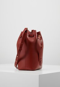 By Malene Birger - Across body bag - red clay - 3