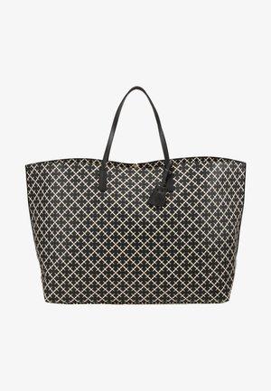 ABI  LARGE - Shopping bag - black