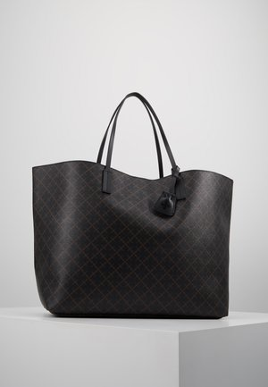 ABI TOTE - Shoppingveske - dark chocolate