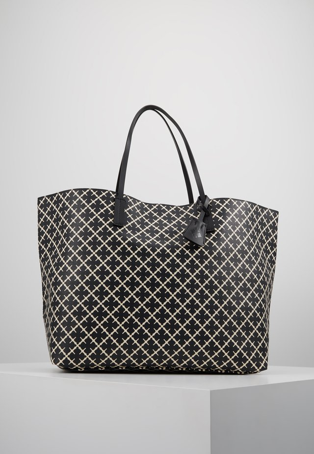 ABI TOTE - Shoppingveske - black