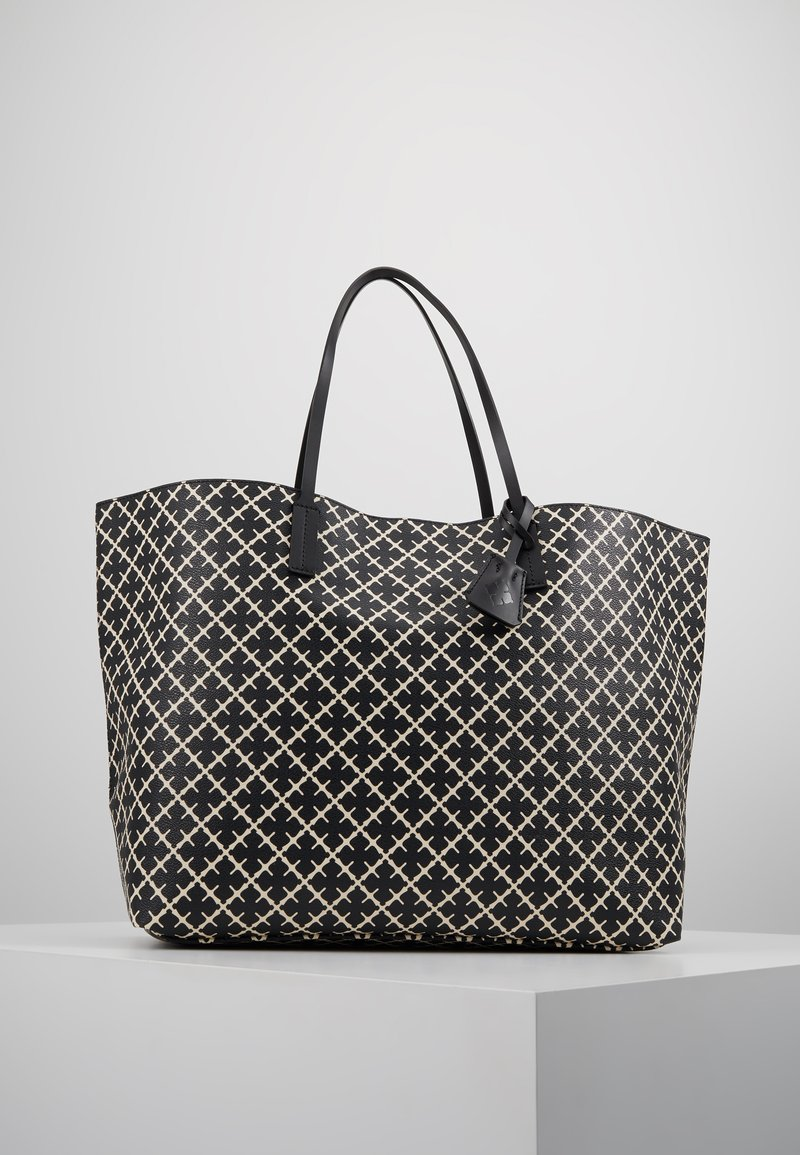 By Malene Birger - ABI TOTE - Shopping bag - black