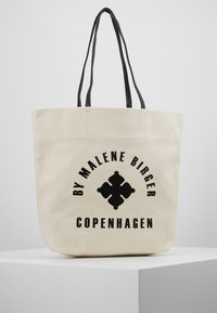 By Malene Birger - FLORA TOTE - Shopping bag - soft white - 0