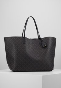 By Malene Birger - ABI TOTE - Shoppingveske - dark chokolate - 0