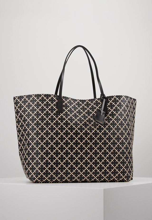 ABI TOTE - Shoppingväska - black