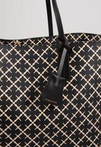 By Malene Birger - ABI TOTE - Shopping bag - black - 6