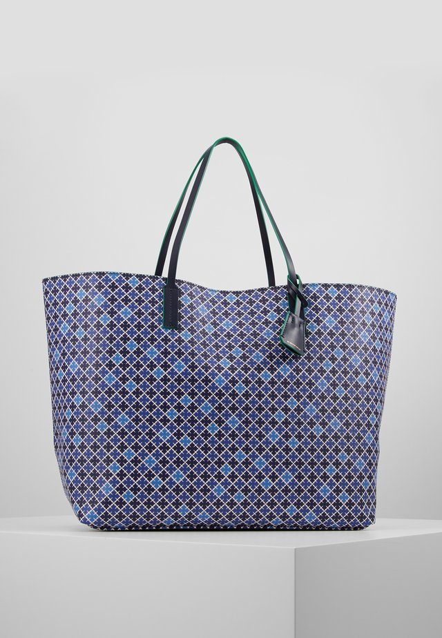 ABI TOTE - Shopping Bag - bay blue