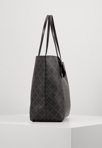 By Malene Birger - ABIGAIL - Shoppingveske - charcoal - 4