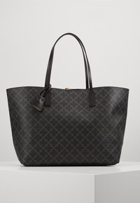 By Malene Birger - ABIGAIL - Shoppingveske - charcoal - 0
