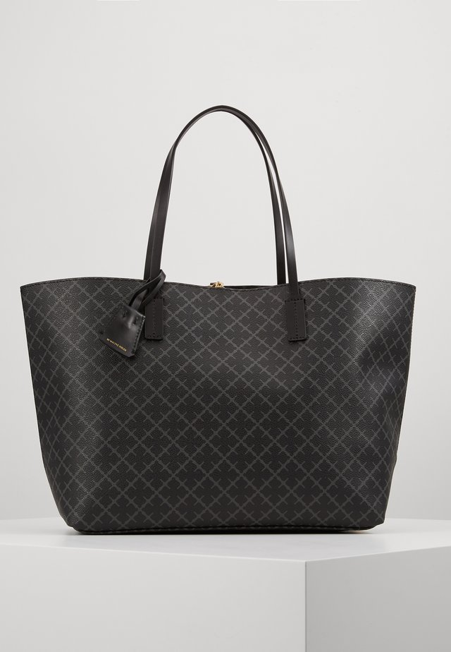 ABIGAIL - Shopping Bag - charcoal