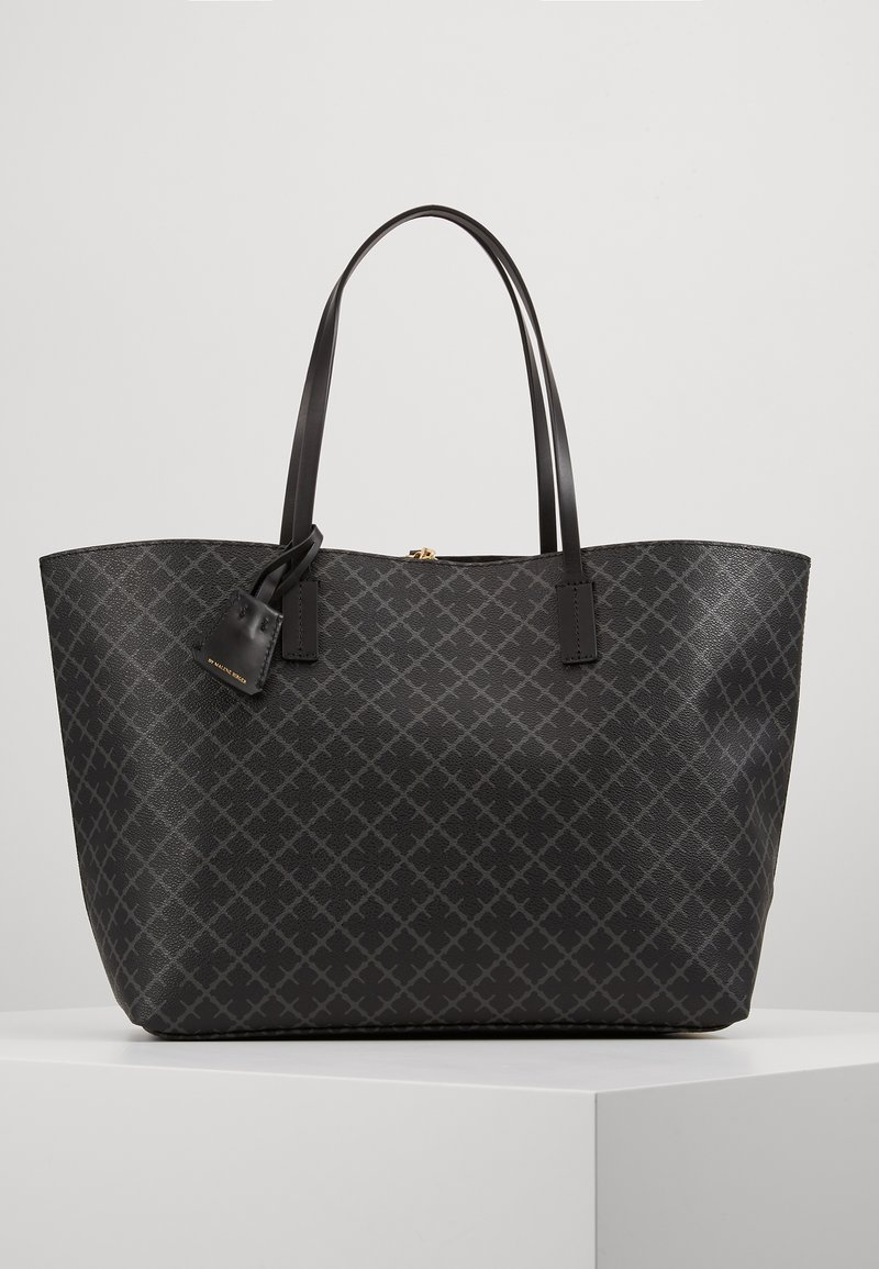 By Malene Birger - ABIGAIL - Shopping bag - charcoal