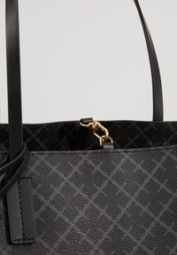 By Malene Birger - ABIGAIL - Shopping bag - charcoal - 6