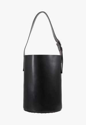 LEE BUCKET - Bolso de mano - black