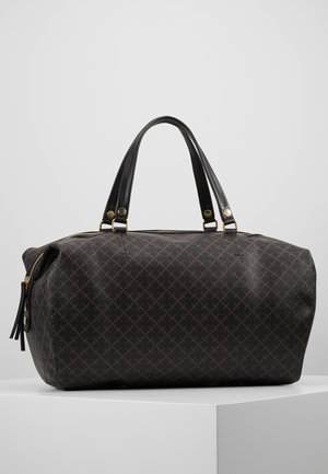 TRAVELBAG - Weekendbag - dark chokolate