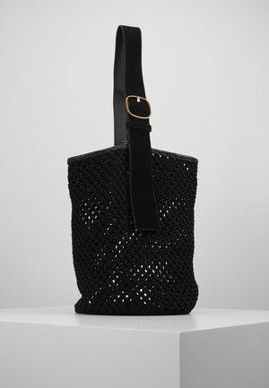 LIV BUCKET - Handtas - black solid