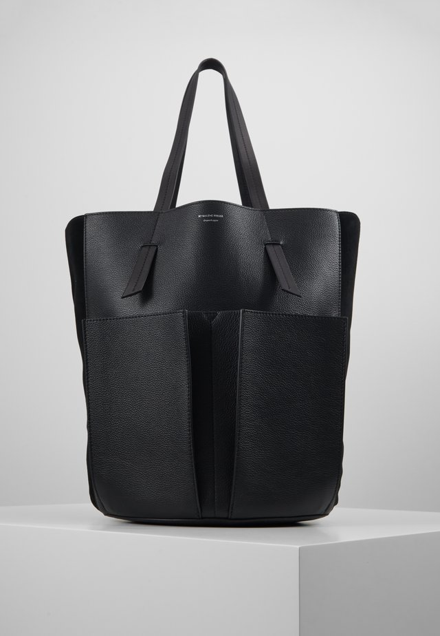 TESS TOTE - Tote bag - black