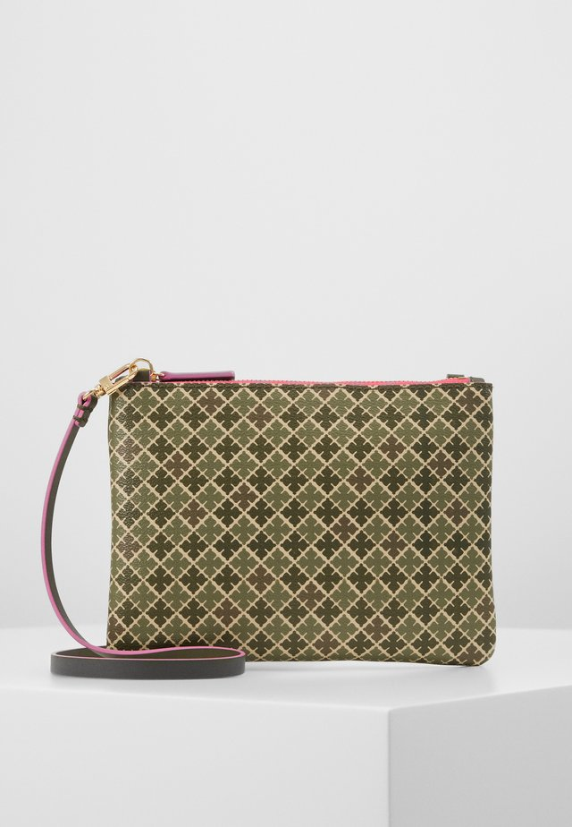 IVY MINI - Clutch - olive night
