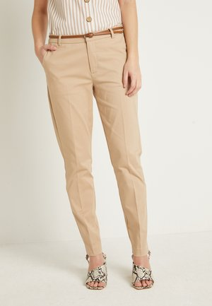 DAYS CIGARET PANTS  - Chinot - beige
