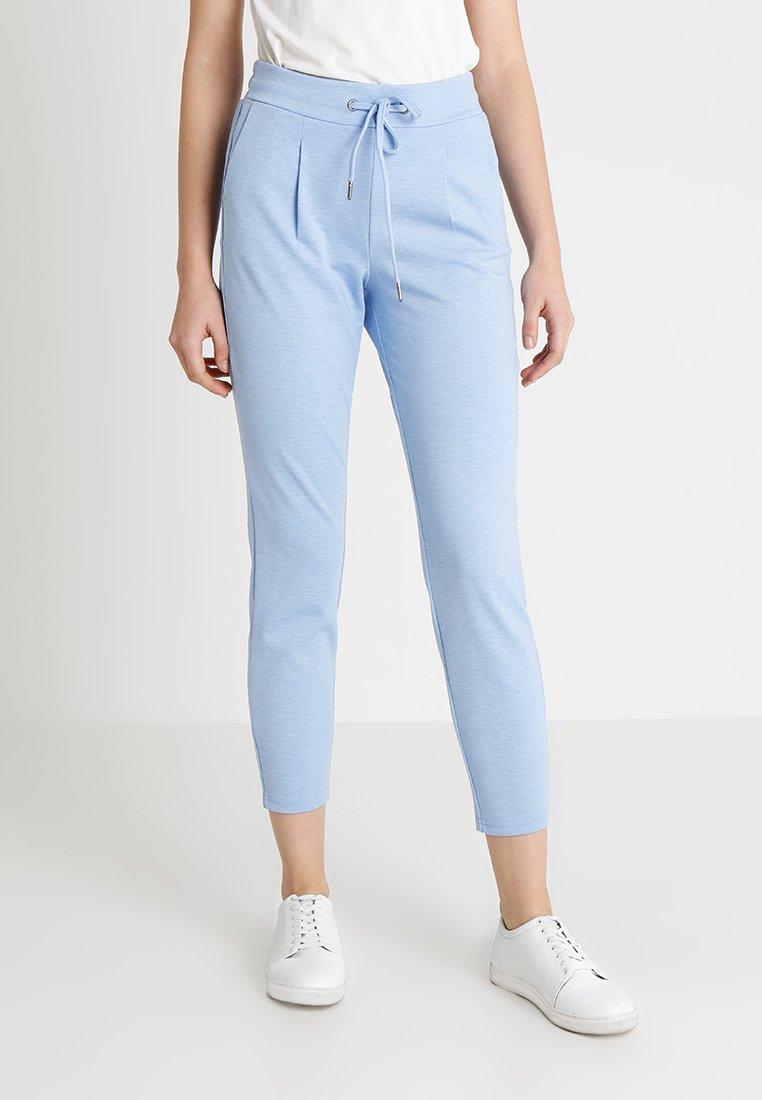 b.young RIZETTA CROP PANTS - Pantalon de survêtement cornflower blue melange