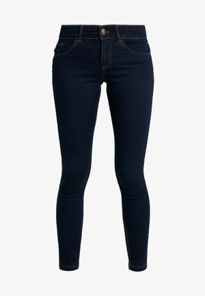 BYLOLA BYLIKKE - Jeans Skinny Fit - dark blue denim
