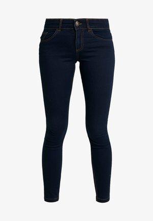 BYLOLA BYLIKKE - Skinny džíny - dark blue denim