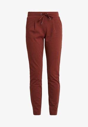 RIZETTA PANTS - Pantaloni sportivi - dark copper