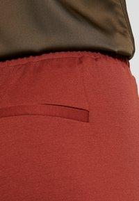 b.young - RIZETTA PANTS - Pantaloni sportivi - dark copper - 6