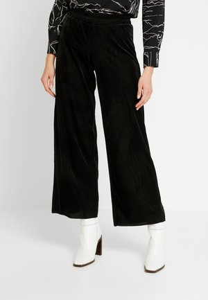 TAMITTA PANTS  - Pantaloni - black