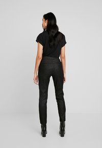 b.young - BYDAVA PANTS - Trousers - black combi - 3
