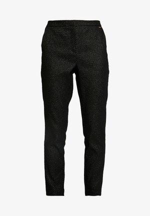 BYDAVA PANTS - Pantaloni - black combi
